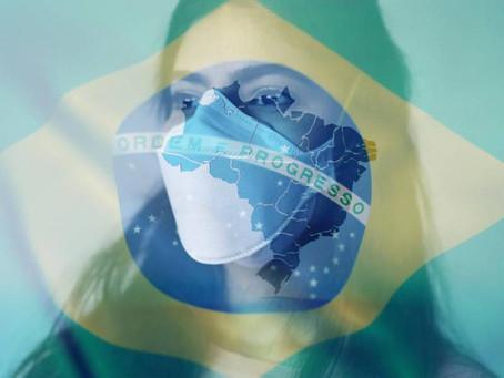 Covid-19 : le Brésil s'enfonce dans la tragédie.