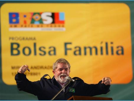 Bolsonaro sur les pas de......Lula.