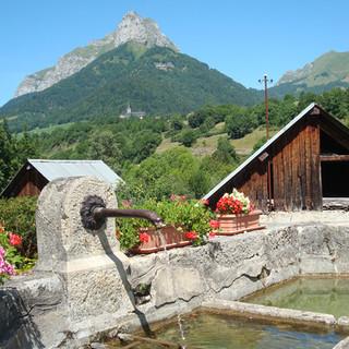 Water trough at Jarsy