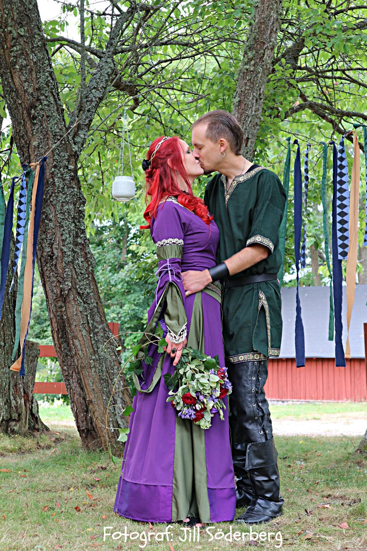 Bröllop Gålö Havsbad