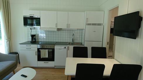 Kitchen 6 bed cottage
