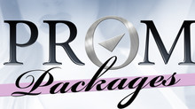 Prom/Formal Dinner Package Now Available.