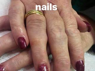 Nail extensions £25.00