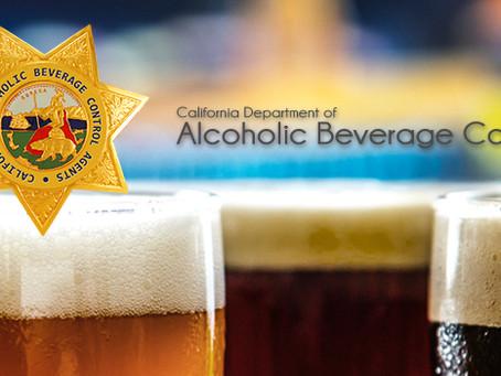 ABC Agents Conduct Investigation of Type 75 Brew Pub Restaurant Licenses