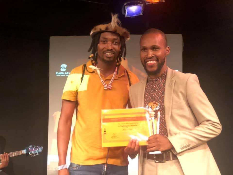 Zabalaza 2020 Best Script Award AM with