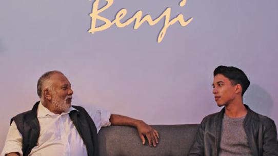 Terence Makapan: Benji