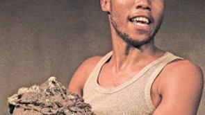 Billy Langa in collaboration with Mahlatsi Mokgonyana: Tswalo