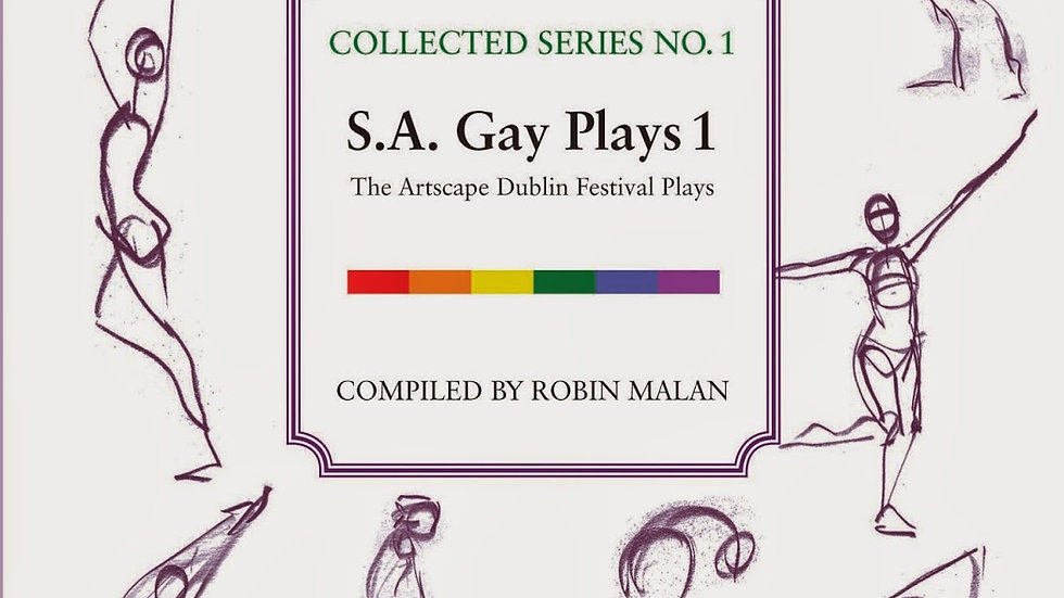 S.A. Gay Plays 1:
