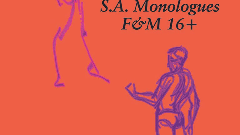 'Now I am alone' 2: SA Monologues F & M 16+
