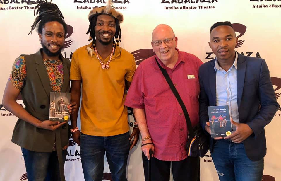 Zabalaza Winners 2019 TZ & MM with AM &