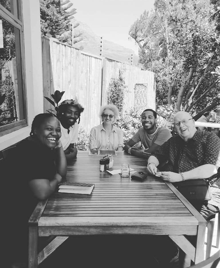 Koleka Putuma Terence Makapan & Junkets.
