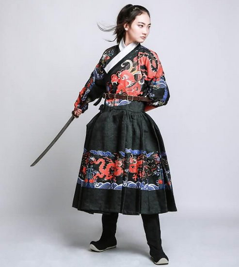 "Customized Ming Dynasty ""Yi San"" Robe * FREE SHIPPING"