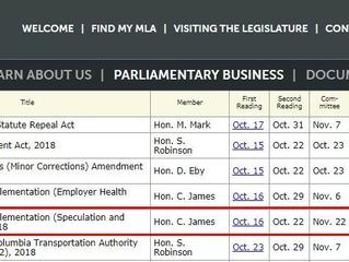 BC《投机与空置税》通过三读,即将正式立法