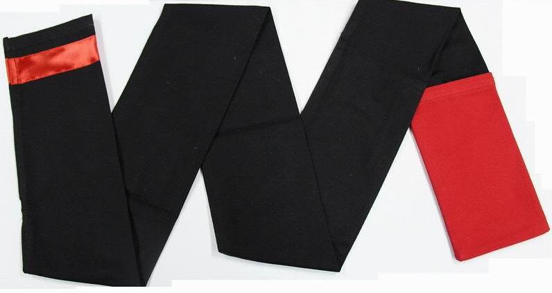 Multi-Purpose Cotton Cloth Bow Sock