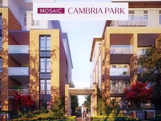【新盘推荐】温西核心位置楼盘Cambria Park即将发售!毗邻Oakridge Mall与Langara学院 快向楼花网预定