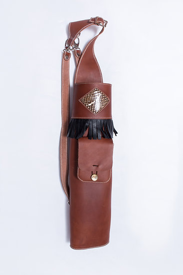 "Back Quiver ""Hunter"" II"