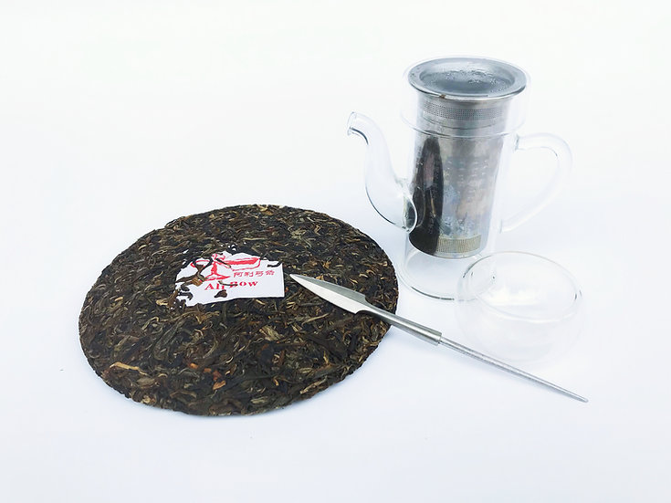 Ali Bow's Fermented Pu'er Tea