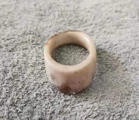 "Custom Ring ""Horse Archer"""
