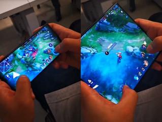 华为Mate X折叠屏手机玩《王者荣耀》视频曝光:手机/平板无缝切换