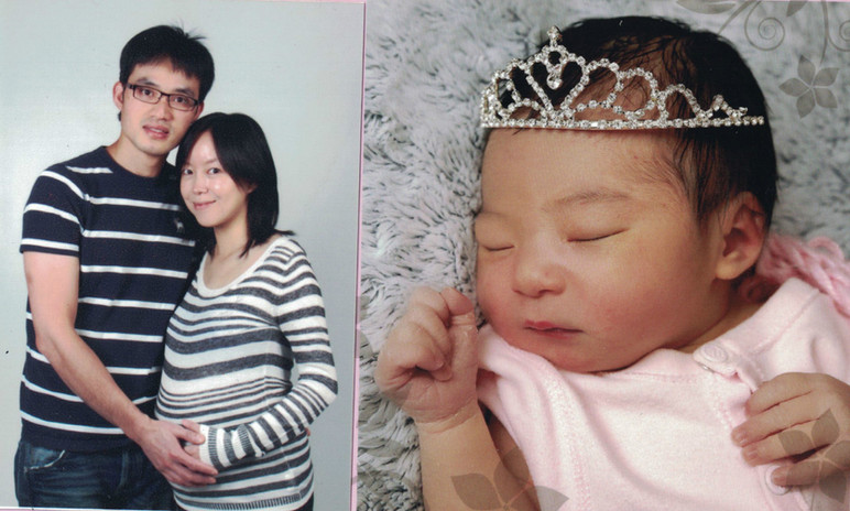 baby Amy Yu and her parents.jpg