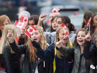 加拿大创下世纪最大的移民潮,年迎32万新移民!