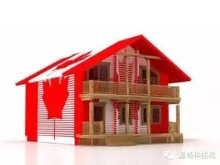 十张图秒懂为什么中国人在加拿大买房!买房!买房!