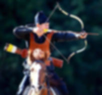 Traditional Archery with Kaiyuan Bow