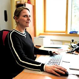 WSW Sekretariat Rike Kolat Foto: Sabine Matzen