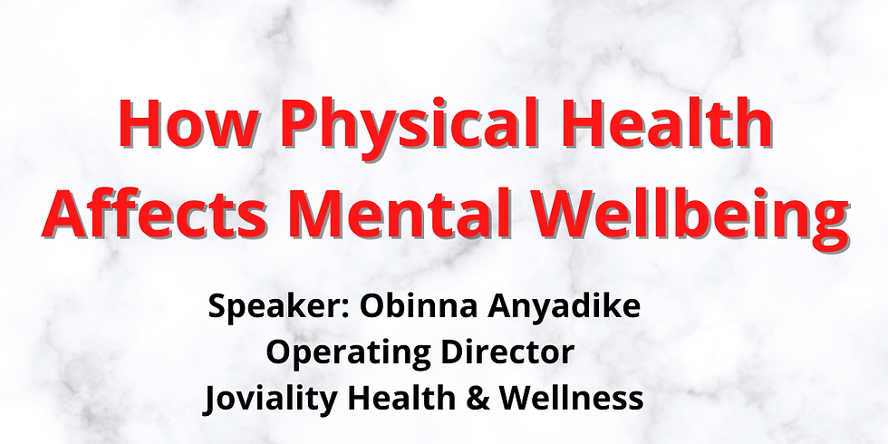 How Physical Health Affects Mental Well-being