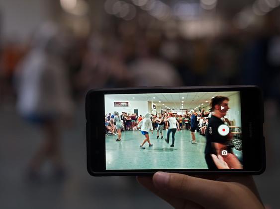 Kunst Video Handy
