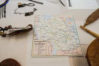 WSW GL Geografie Völkerkundemuseum Frankfurt