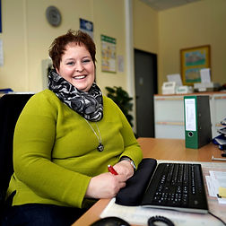 WSW Sekretariat Elke Wagner Foto: Sabine Matzen