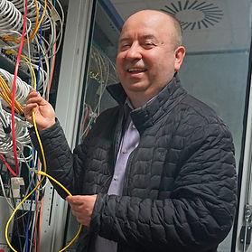 WSW Durcan Özgen IT-Support Foto: Sabine Matzen