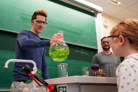 WSW Chemie Demonstrationsexperiment