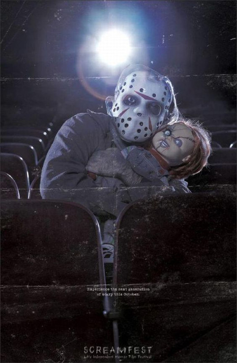 October 31 Day Horror Movie Challange Part Two: What I Learned Watching A Horror Movie A Day