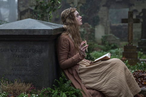 A Short History Of Mary Wollenstonecraft Shelley