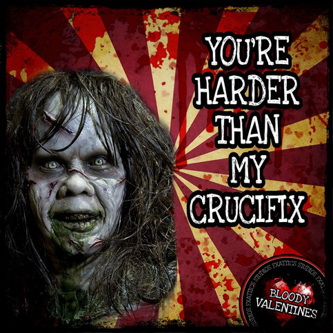 Tell Your Horror-Loving Valentine How You Feel