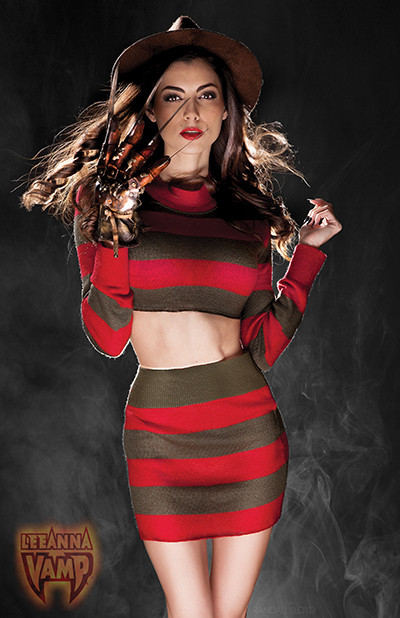 Meet LeeAnna Vamp - The Ghoul Of Your Dreams!