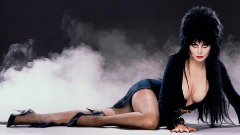 The Queens of Halloween: Elvira