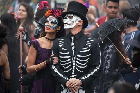 A Short History Of Dia De Los Muertos