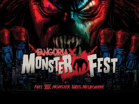 Fangoria x Monster Fest