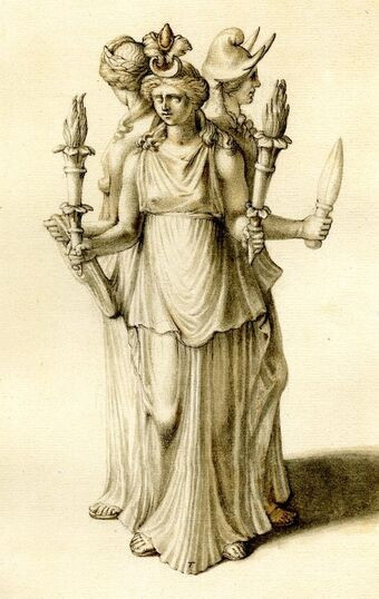 Iconography: Hecate