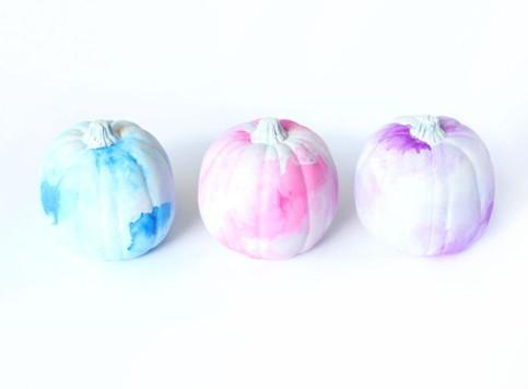 Alternative Halloween Pumpkin Ideas