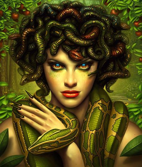 A Short History Of Medusa