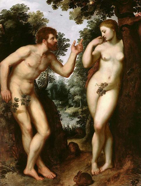Iconography: Adam and Eve