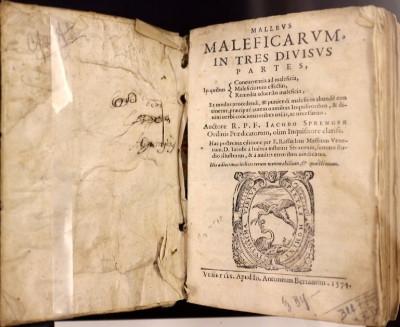 A Short History of The Malleus Maleficarum