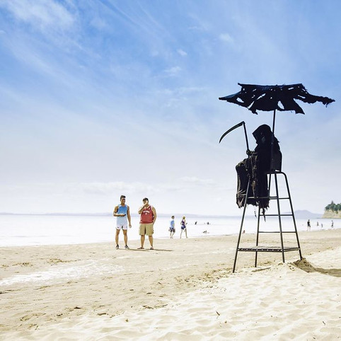 Meet The Swim Reaper
