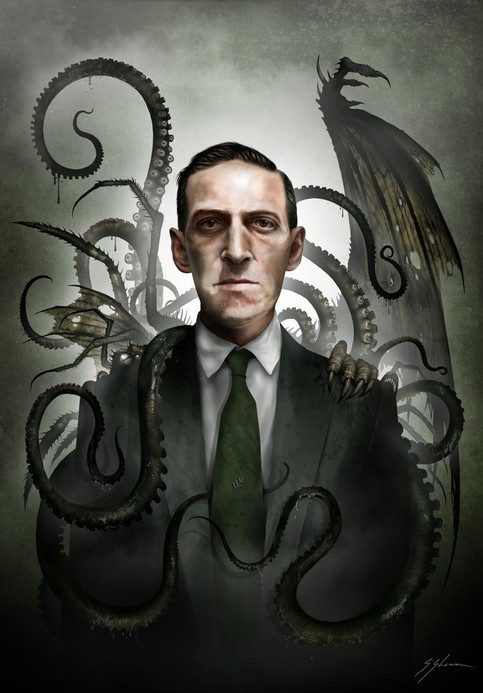 The Face Of Creation: Meet H.P. Lovecraft