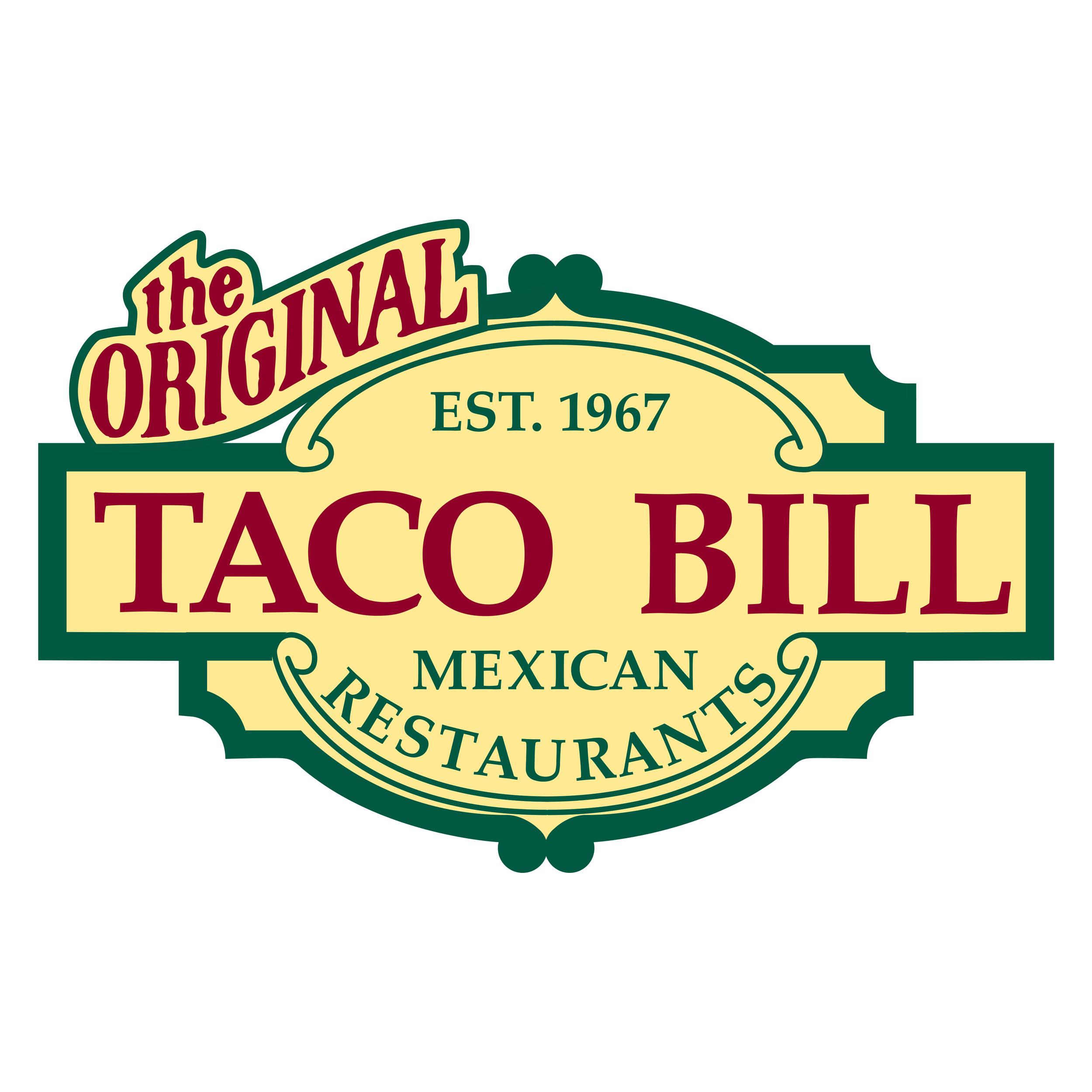 Taco Bill Menu Calories