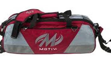 Motiv Ballistix 3 Ball Tote Roller with Shoe Bag